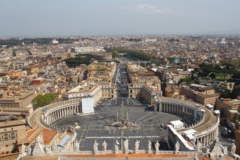 dome_of_St_ Peters_Basilica_ Rome