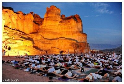 Yoga_at_Timna