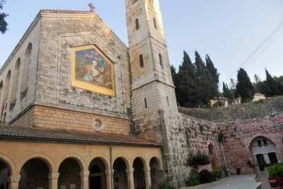 Visitation_church_ein_karem